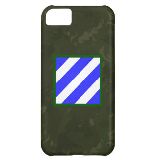 """3rd Infantry Division """"Rock of the Marne"""" iPhone 5C Cover"""