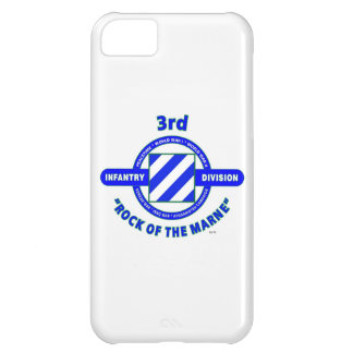 """3RD INFANTRY DIVISION""""ROCK OF THE MARNE"""" CASE FOR iPhone 5C"""
