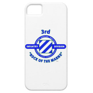 """3RD INFANTRY DIVISION""""ROCK OF THE MARNE"""" iPhone 5 CASE"""