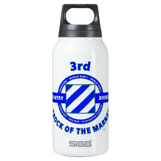 "3RD INFANTRY DIVISION""ROCK OF THE MARNE"" INSULATED WATER BOTTLE"