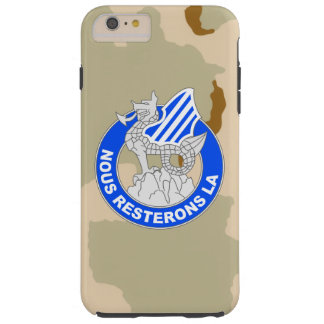"3rd Infantry Division ""Rock of the Marne"" Tough iPhone 6 Plus Case"