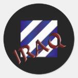3rd Infantry Division Sticker