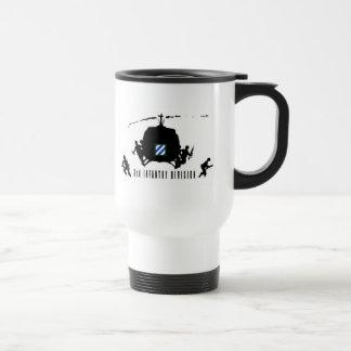 3rd INFANTRY DIVISION Travel Mug