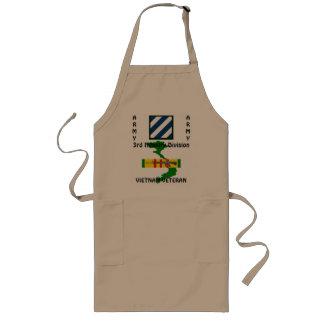 3rd Infantry Division Vietnam Veteran BBQ Aprons