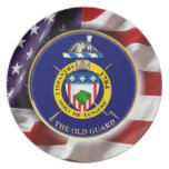 """3rd Infantry Regiment """"The Old Guard"""" Plates"""