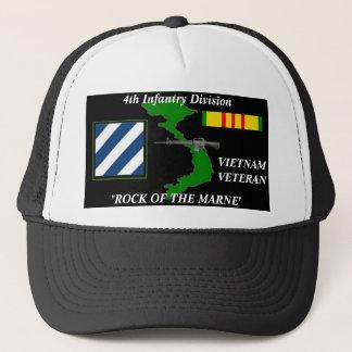 3rd Infantry Vietnam Ball Cap