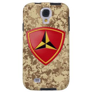 "3rd Marine Division ""Fighting Third"" Marine Camo Galaxy S4 Case"