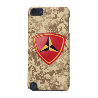 "3rd Marine Division ""Fighting Third"" Marine Camo iPod Touch 5G Case"