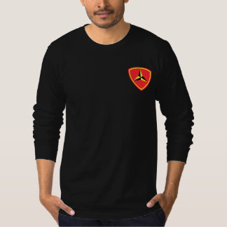 3rd Marine Division WORLD TOUR T-Shirt