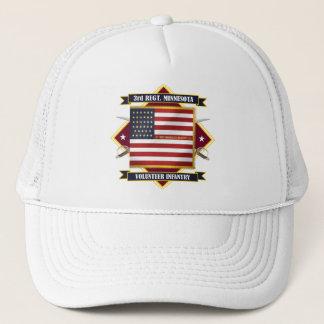 3rd Minnesota Volunteer Infantry Trucker Hat