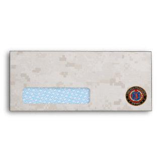 3rd MSOB [3D] Envelope