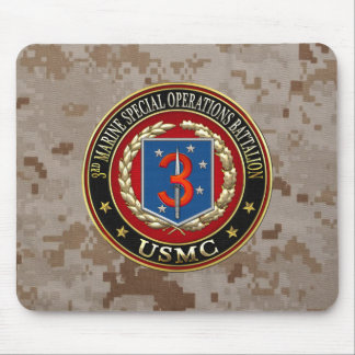 3rd MSOB [3D] Mouse Pad