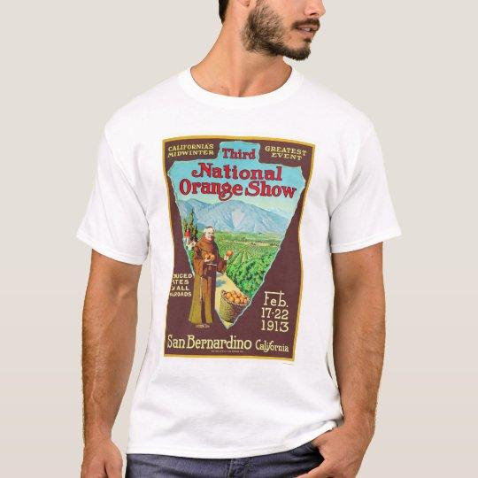 3rd National Orange Show 1913 T-Shirt