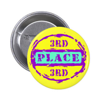 3rd Place Buttons