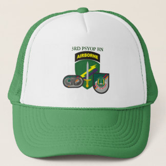 3RD PSYCHOLOGICAL OPERATIONS BATTALION HAT