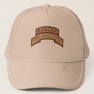 3rd Ranger Bn, Ranger Tab, Desert Trucker Hat