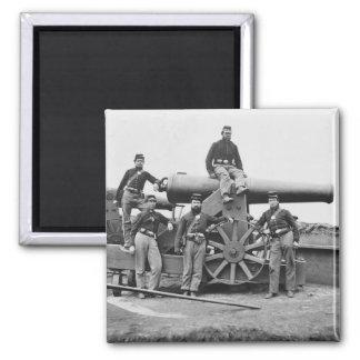 3rd Regiment, Massachusetts Heavy Artillery: 1865 Magnet