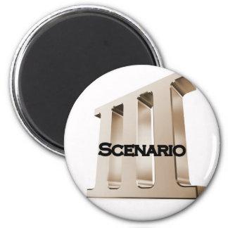 3rd Scenario new logo 6-23-11GLD Fridge Magnets