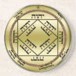 3rd seal of the sun coasters