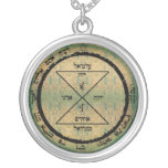 3rd seal of venus custom necklace