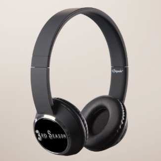 3RD Season Beebop Bluetooth by OrigAudio Headphones