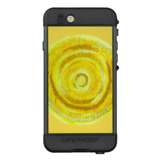 3rd-solar plexus chakra #2 cleansing yellow LifeProof NÜÜD iPhone 6s case