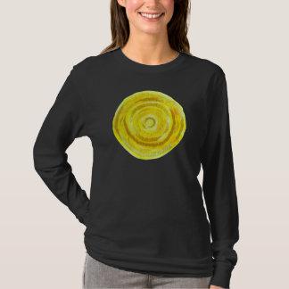 3rd-Solar Plexus Chakra-#2 Clearing Artwork T-Shirt