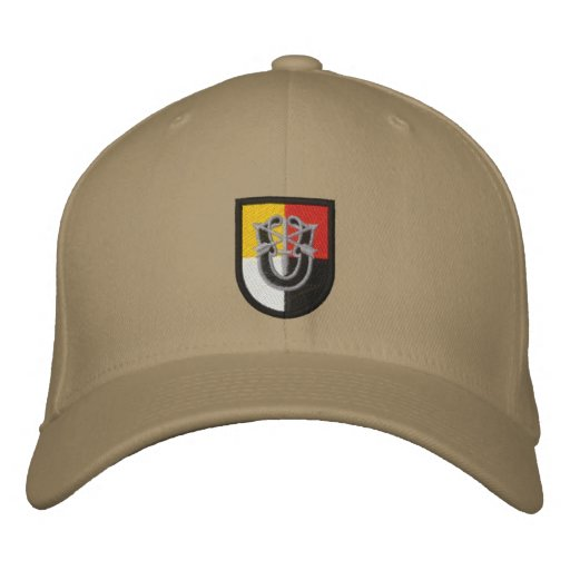 3rd Special Forces Group Embroidered Baseball Cap