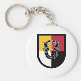 3rd Special Forces Group Flash Keychain