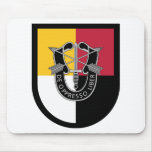 3rd Special Forces Group Flash Mouse Pad
