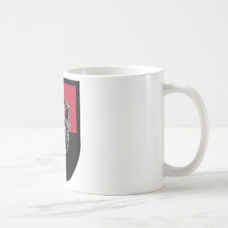3rd Special Forces Group Flash Classic White Coffee Mug