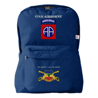 3RD SQUADRON 73RD CAVALRY 82D AIRBORNE BACKPACK