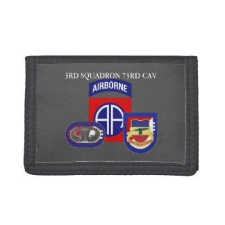 3RD SQUADRON 73RD CAVALRY WALLET