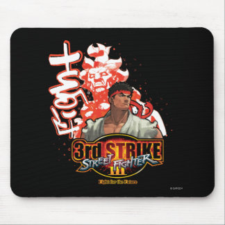 "3rd Strike ""Fight"" Mouse Pad"