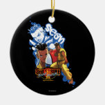 3rd Strike Sean Christmas Ornament