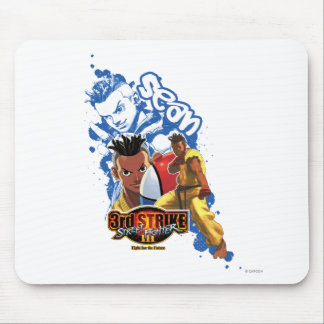 3rd Strike Sean Mouse Pad