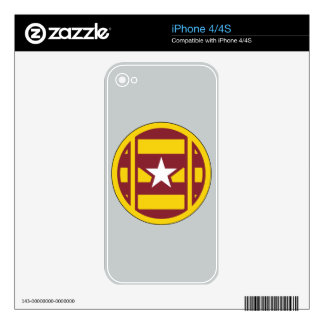3rd Transportation Command Skins For iPhone 4