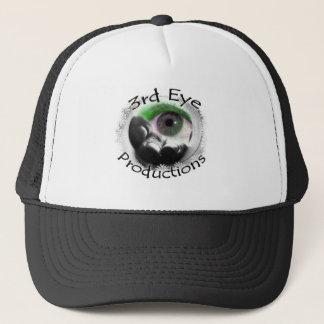 3rdeye2009-clear. trucker hat