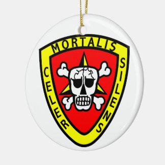3ro Batallón renovado Adornos