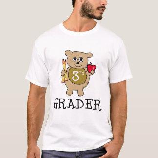 3ro Camiseta de la escuela del graduador