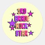 3ro Camisetas y regalos de la estrella del rock de Pegatina