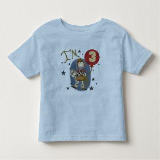 3ro Camisetas y regalos del cumpleaños de la Playeras