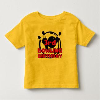 3ro Camisetas y regalos del cumpleaños de los