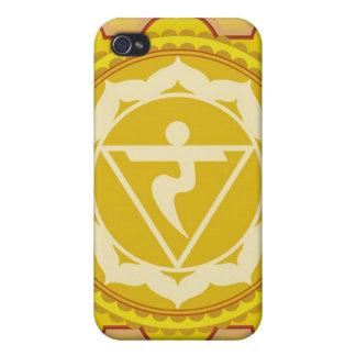 3ro caso de Chakra del iPhone - Manipura iPhone 4/4S Carcasa