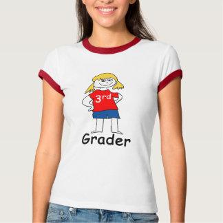 3ro Chica del grado Playera