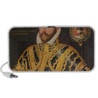 3ro conde de Guillermo Somerset de Worcester Altavoces
