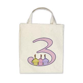 3ro Cumpleaños Bolsa