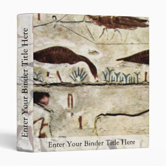 3ro Dinastía de la pintura de Egipto: El atrapar (