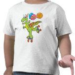 3ro Dinosaurio del cumpleaños Camiseta