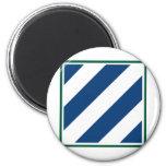3ro División de infantería Imán Para Frigorifico